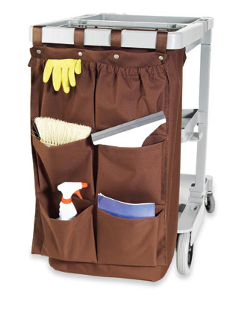6 Pocket Caddy Bag - 6 pack