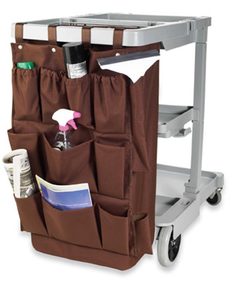 12 Pocket Caddy Bag - 6 pack