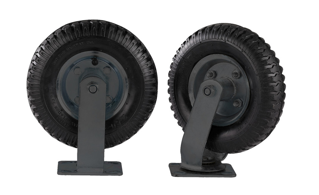 "8"" pneumatic (air filled) wheel"