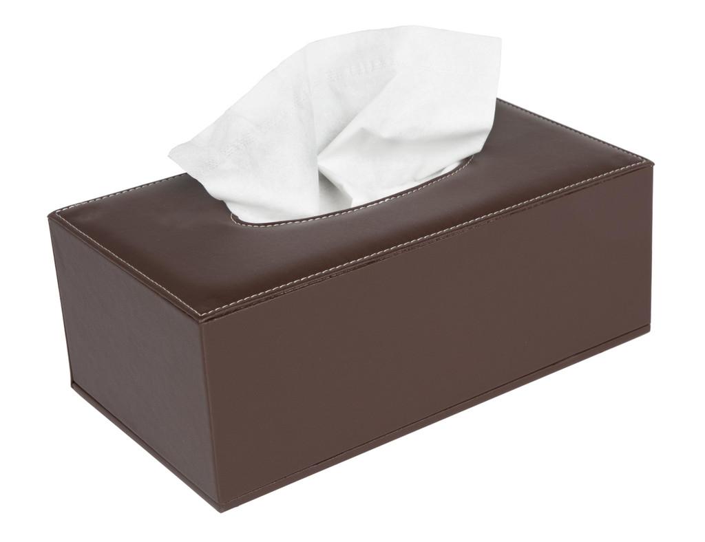 Rectangle Tissue Box - 6 Pack