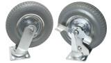 "Wheels - 8"" No-Flat  (Set of 2 Swivel)"