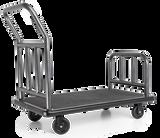 One Box Coastal Utility Bellman's Cart- Rust Resistant Finish