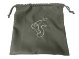 Hair Dryer Bag, Gray - 10 pack