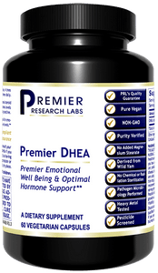 DHEA, Premier - superior adrenal and endocrine support