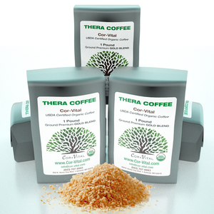 5lb Premium Gold Blend 100% USDA Organic Enema/Detox  - THE AUTHENTIC BLEND!