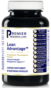 Lean Advantage™ Dietary Supplement Professional Thermogenic Formula Advanced Weight Management Support  90 vegetarian caps / bottle