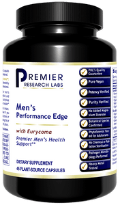Men's Performance Edge Anabolic strength maximizer for muscle, energy, stamina & fat metabolism