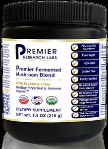Fermented Mushroom Blend, Premier Dietary Supplement 7.4 OZ (210 g) Healthy Intestinal & Immune Support*