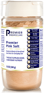 Pink Salt, Premier (12 oz bottle)