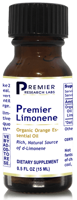 PREMIER LIMONENE - pH-balanced orange extract - emulsifies fats & oils, fast minor pain relief, better joint flexibility