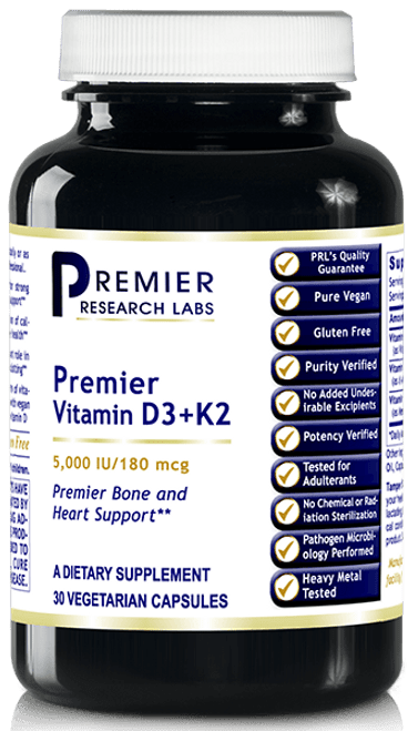 D3+K2 - From Premier Research Labs (PRL)