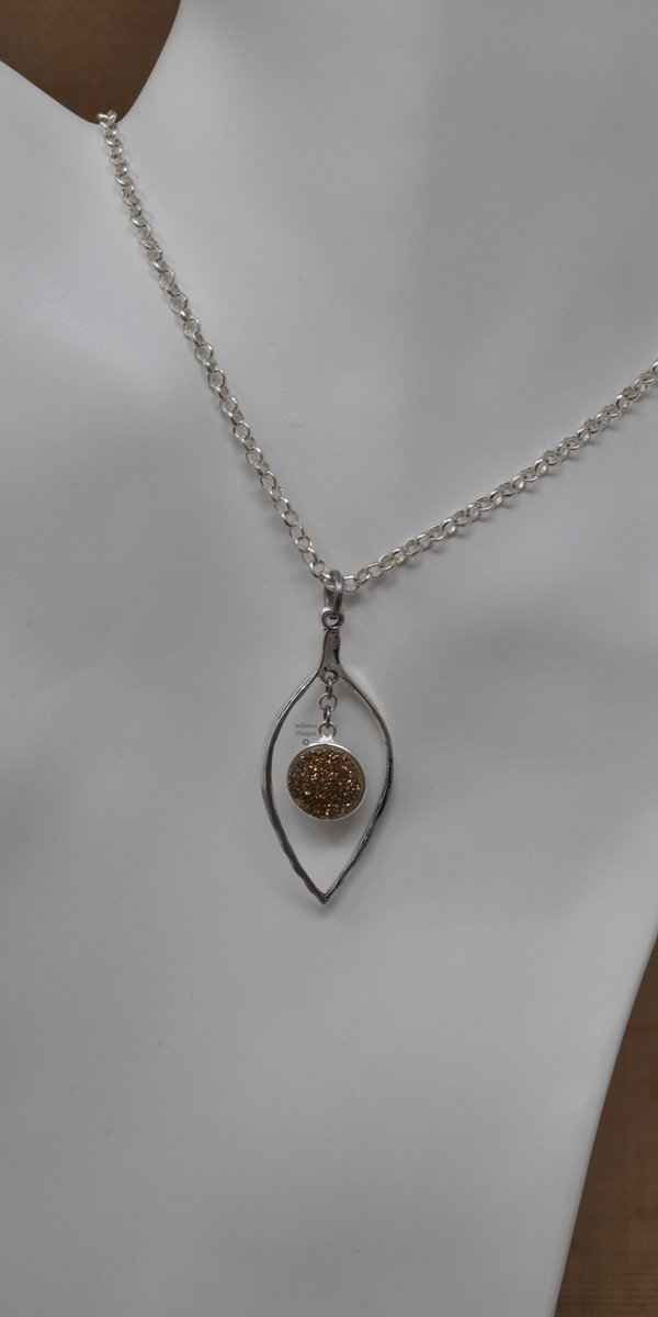 Fairy Soul Necklace, by Infinitus Designs