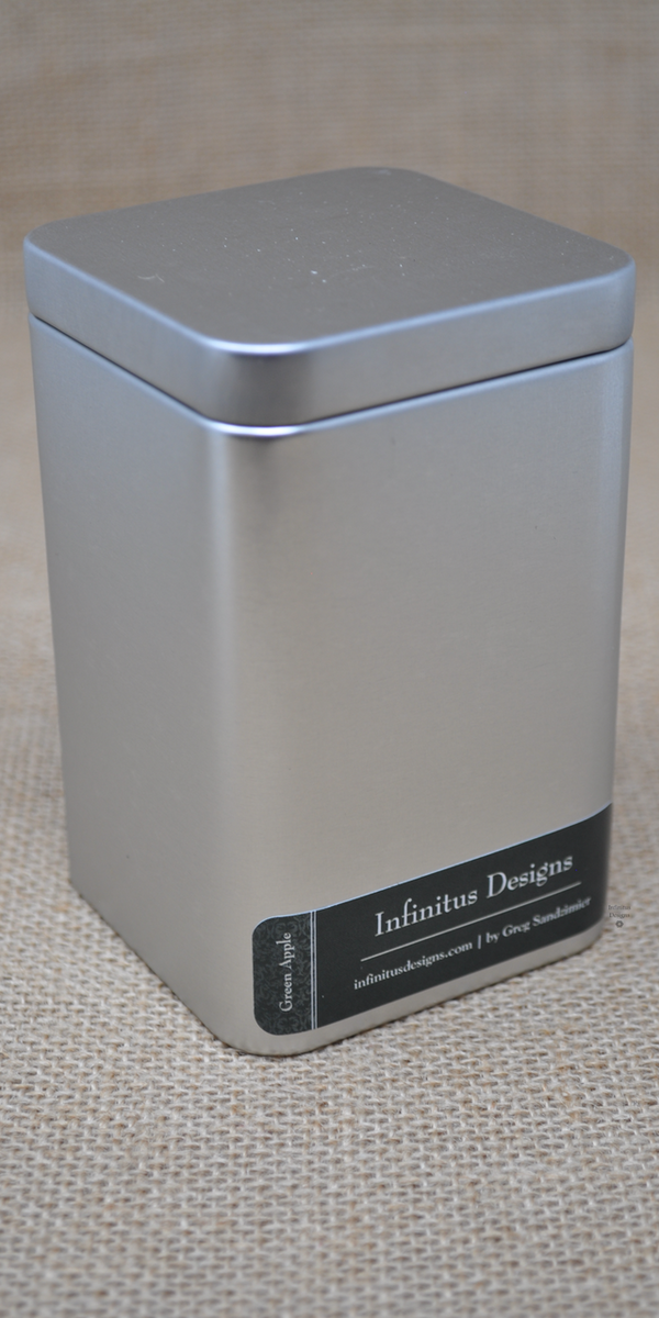 12 oz Infinity Lux Scented Soy Wax Candle, by Infinitus Designs