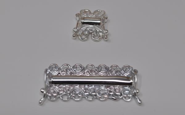 Stardust Bracelet clasp options