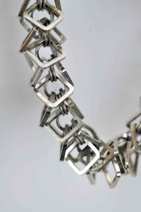 Platinum Box Chop, by Infinitus Designs