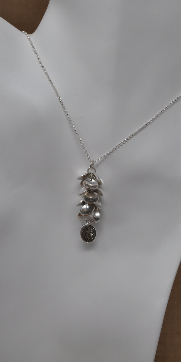 Bubbles and Baubles Necklace, by Infinitus Designs