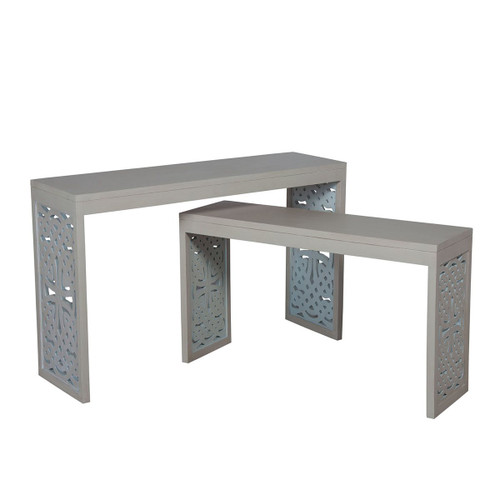 Decorative Sofa Table-Set 2 by Elk Home