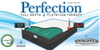 Perfection 9 Inch Frame Free Sponge Bed