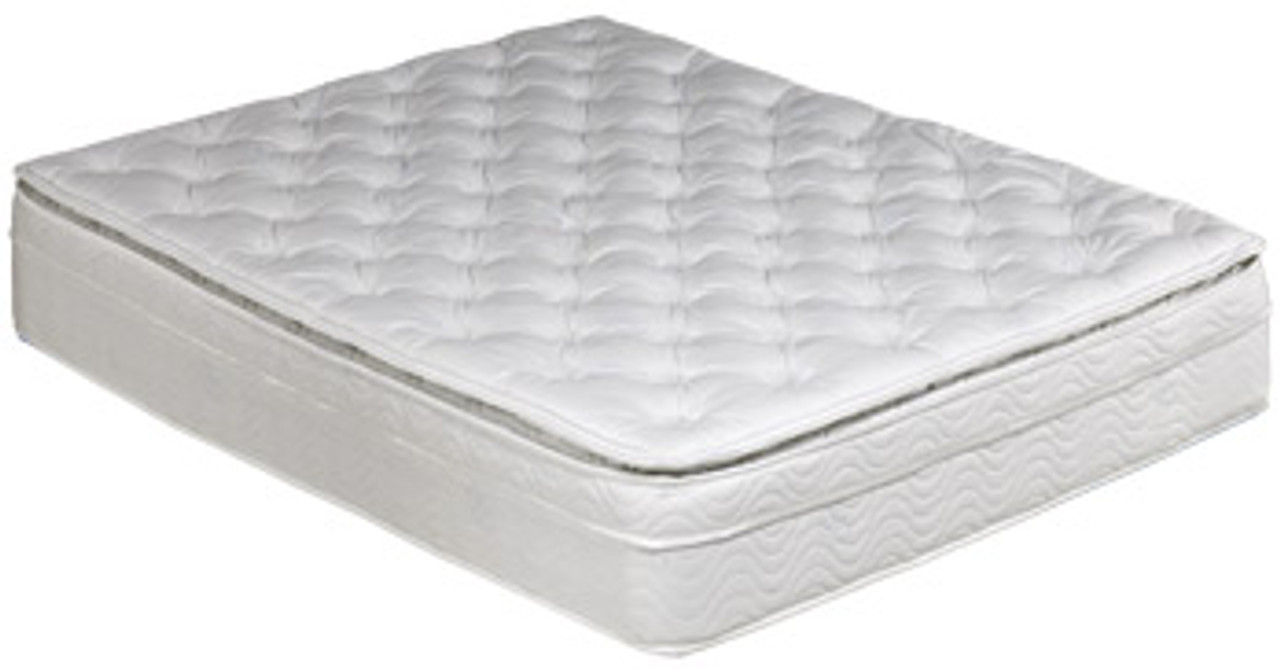 Dreamscape Mid Fill 11 inch softside waterbed mattress