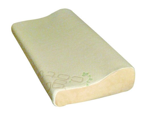 Memo Foam Ergonomic Orthopedic Memory Foam Contour Pillow