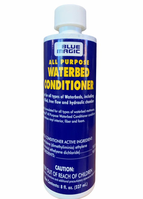 Waterbed Multi-Purpose Conditioner Solution | Keep your waterbed water in excellent condition and avoid smells and foam with these tablets