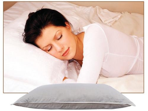 Thomasville Exhilarate Micro Denier Fiber Pillow 2 Pack|boyd specialty sleep pillows, thomasville, exhilarate, synthetic, pillows, hypo-allergenic, micro-denier fiber