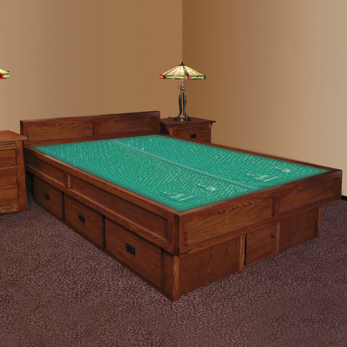 Mission Creek 5 Board Waterbed