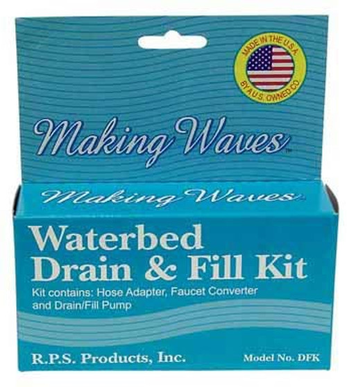 Making Waves Waterbed Drain And Fill Kit