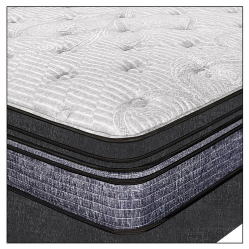Horizon 12 Inch Mattress Softside Fluid Support Waterbed