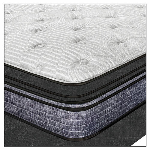 Cascade 12 Inch Mattress Softside Fluid Support Waterbed