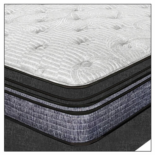 Spectrum 12 Inch Mattress Softside Fluid Support Waterbed