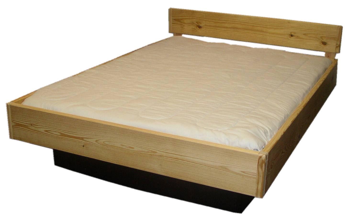 Hardside waterbed mattress. Waterbed heater