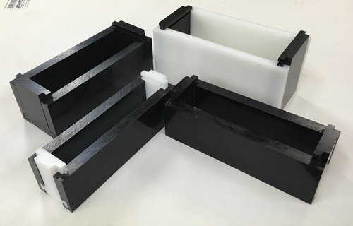 HDPE Hardware Free Casting Molds