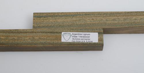 Lignum Vitae Turning Stock 7/8 x 7/8 x 12