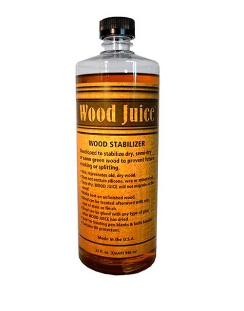 Wood Juice - Quart