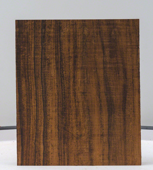 "Pau Ferro ""Bolivian Rosewood"" Short Board"