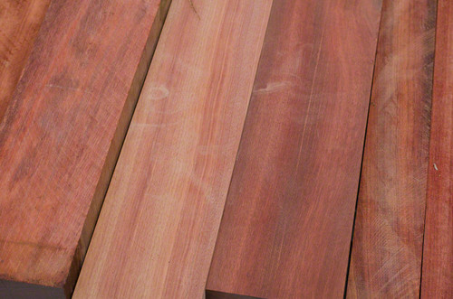 Bloodwood Turning Stock - More than 18""