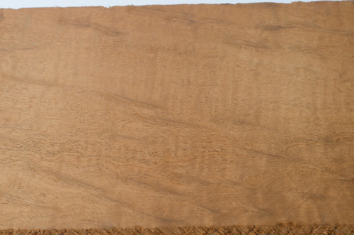 "Curly Honduran Mahogany Boards up to 18"" long"
