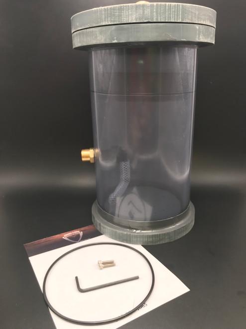 Stabilizing Vacuum Filter