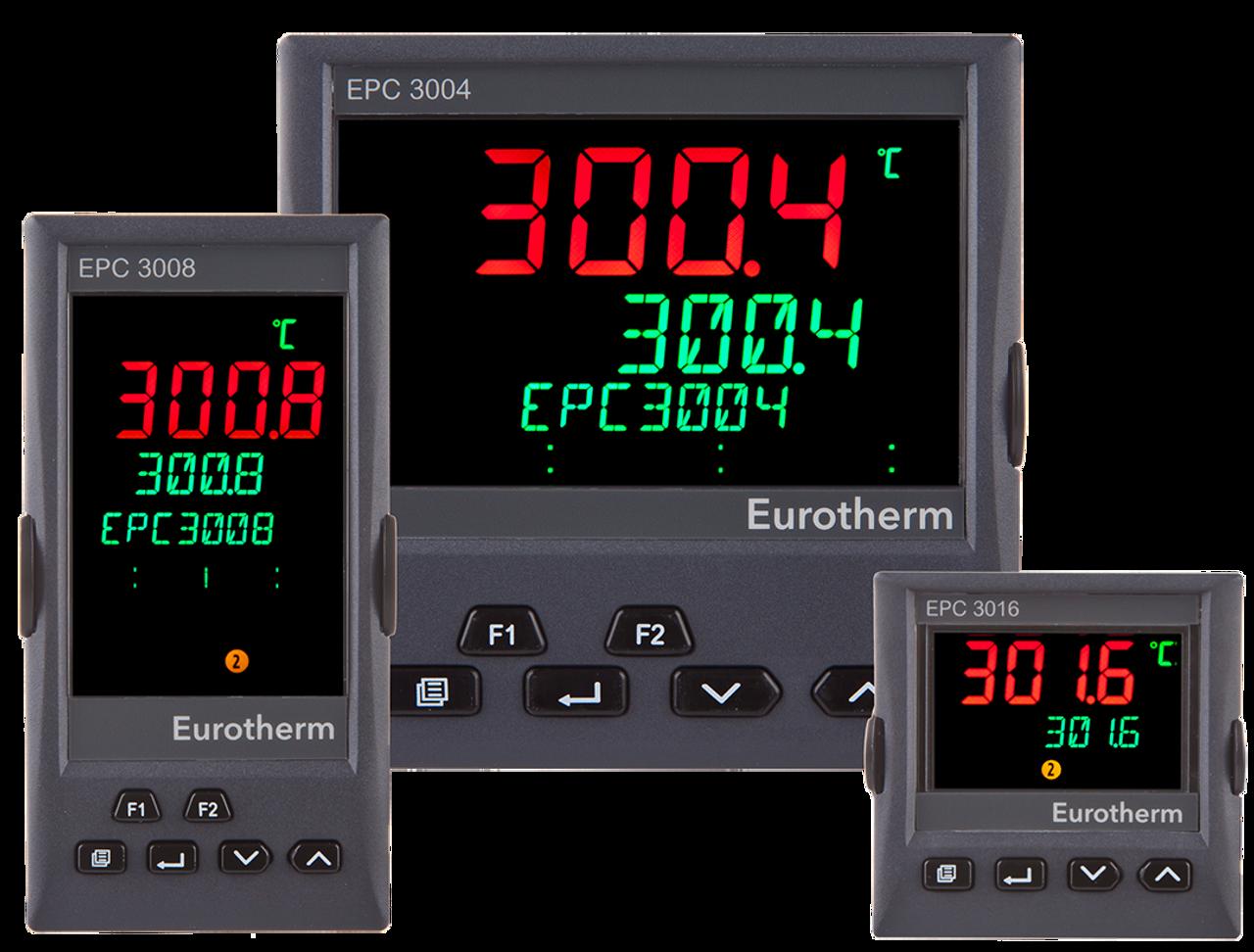 EPC3000 controls