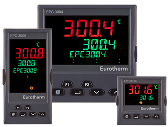 NEW !!  EPC line of Eurotherm controls are here