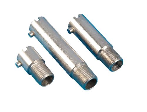 bayonet adapters for plastics industry