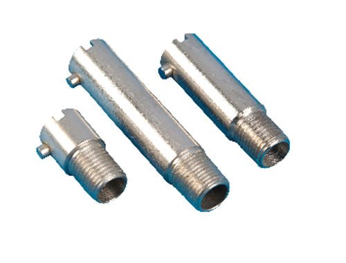 bayonet adapters for plastics industry