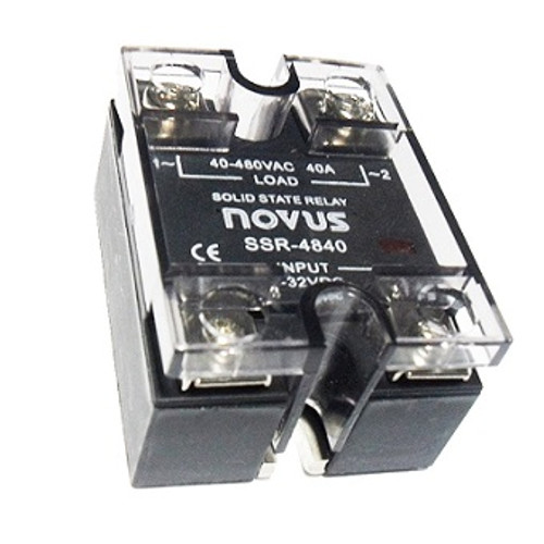 SSR-48xx   solid state relay  w/ cover, 3-32 vdc switch