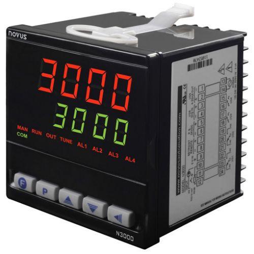 N3000 Novus 1/4 Din controller