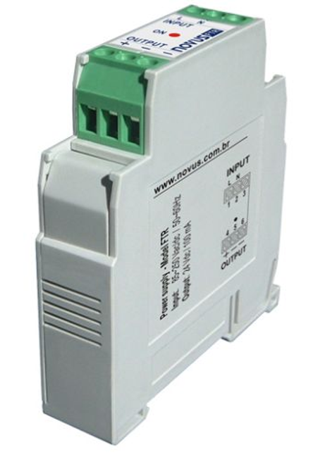 FTR Power Supply din rail 24V NOVUS