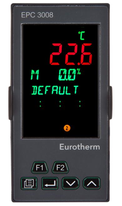 EPC3008 Eurotherm 1/8 din controller