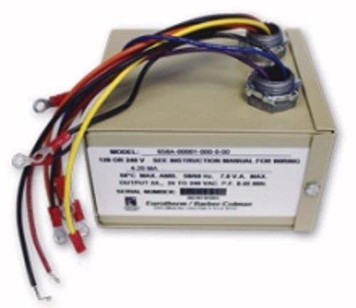 658A converter for EA actuator