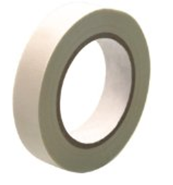 """high temperature fliberglass tape in 1/2"""" and 3/4"""" widths.  Each roll is 100'"""