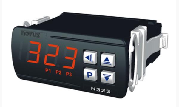 Novus N323  3 output controller